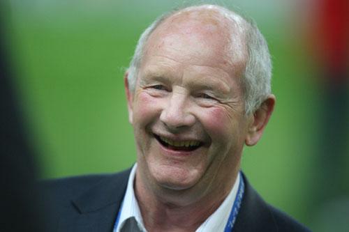 Former England coach Brian Ashton
