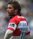 Gloucester fly-half Nicky Robinson