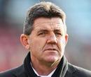 Scarlets defence coach John Muggleton