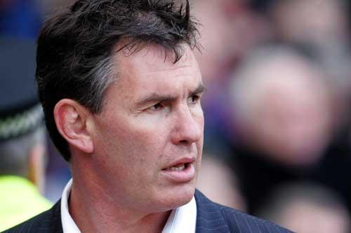 Scotland forwards coach Mike Brewer