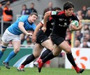 Toulouse's David Skrela evades Leinster's Brian O'Driscoll