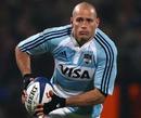 Argentina fly-half Felipe Contepomi