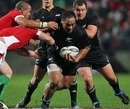 New Zealand's Neemia Tialata earns some hard yards