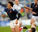 France's Francois Trinh-Duc proves elusive