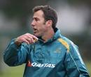 Australia skills coach Richard Graham