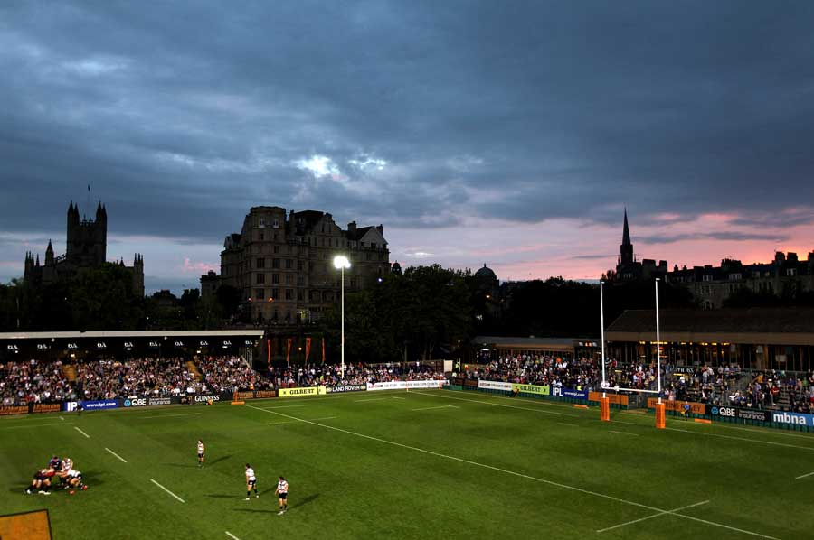 The Rec plays host to the Premiership Rugby 7s