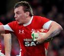 Wales hooker Matthew Rees
