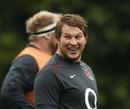 Dylan Hartley enjoys training ahead of England's clash with Australia