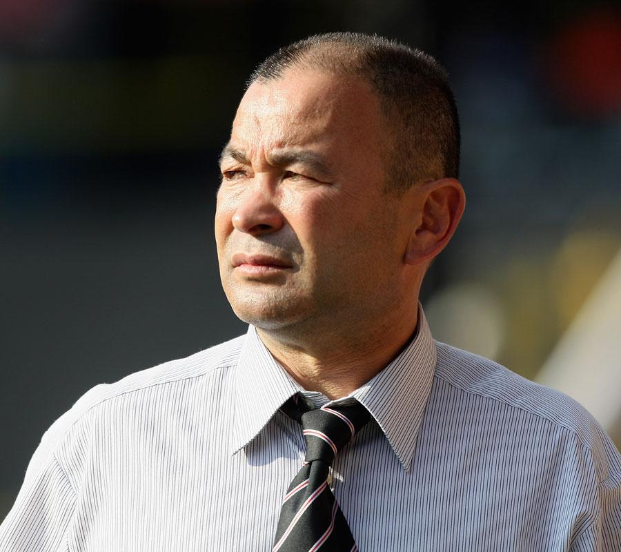 Saracens coach Eddie Jones