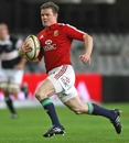 Lions centre Brian O'Driscoll exploits some space