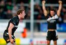 Exeter's Matt Jess celebrates at full-time
