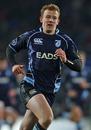 Cardiff Blues fullback Dan Fish