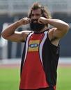 Lions flanker Josh Strauss