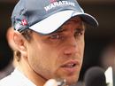 Waratahs skipper Phil Waugh discusses his injury