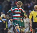 Leicester's Billy Twelvetrees reflects on a crucial missed kick
