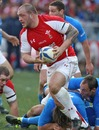 Wales prop Craig Mitchell