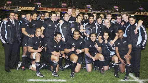 New Zealand, 2005