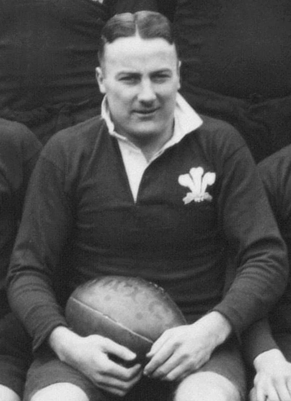 Wales captain Jack Bassett