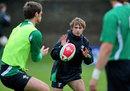 Wales back Lee Halfpenny