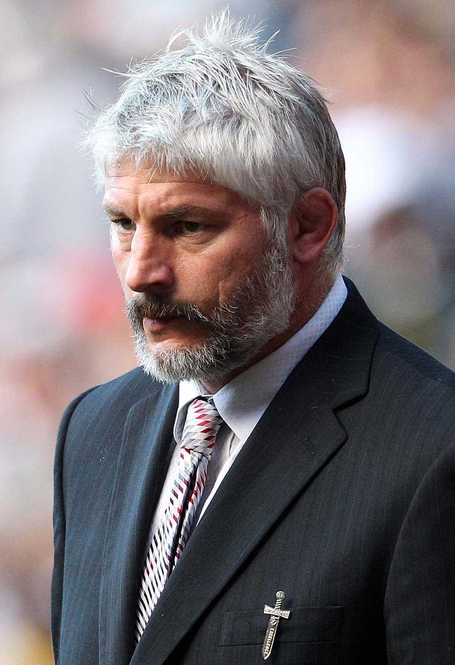 Crusaders coach Todd Blackadder