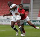 England Saxons 41-14 Tonga, Churchill Cup