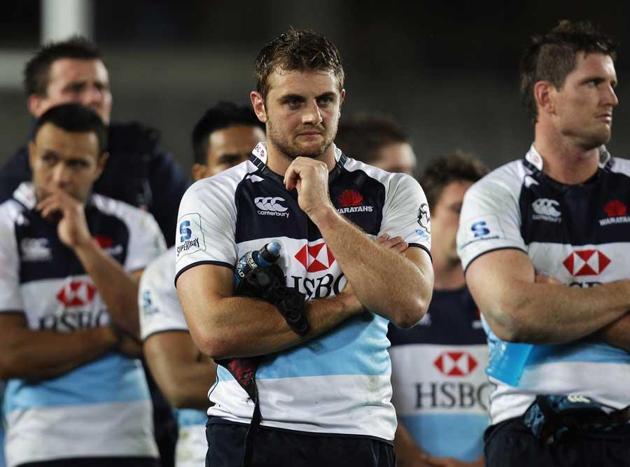 The Waratahs' Dean Mumm reflects on defeat