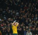 Australia captain Rocky Elsom is left forlorn at full-time