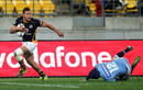 Wellington's Alapati Leiua sprints away