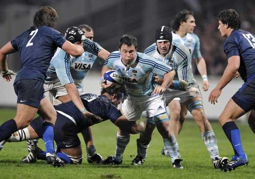 Argentina's Martin Durand