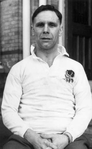 England's Peter Jackson, circa 1955