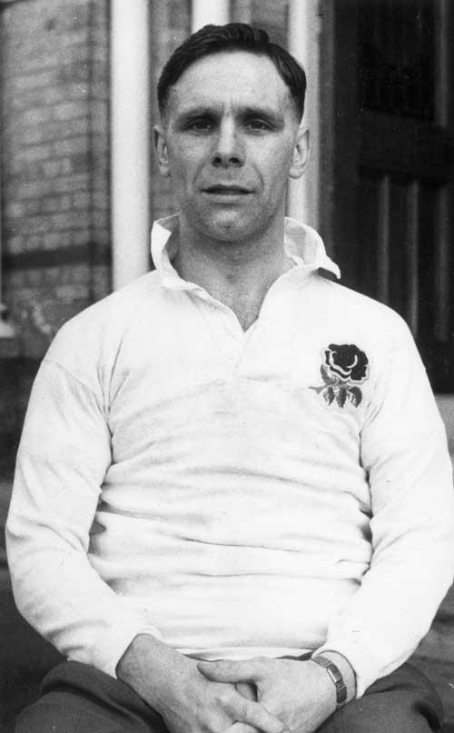 England's Peter Jackson