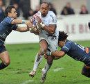 Bordeaux winger Vungakoto Lilo spots a gap
