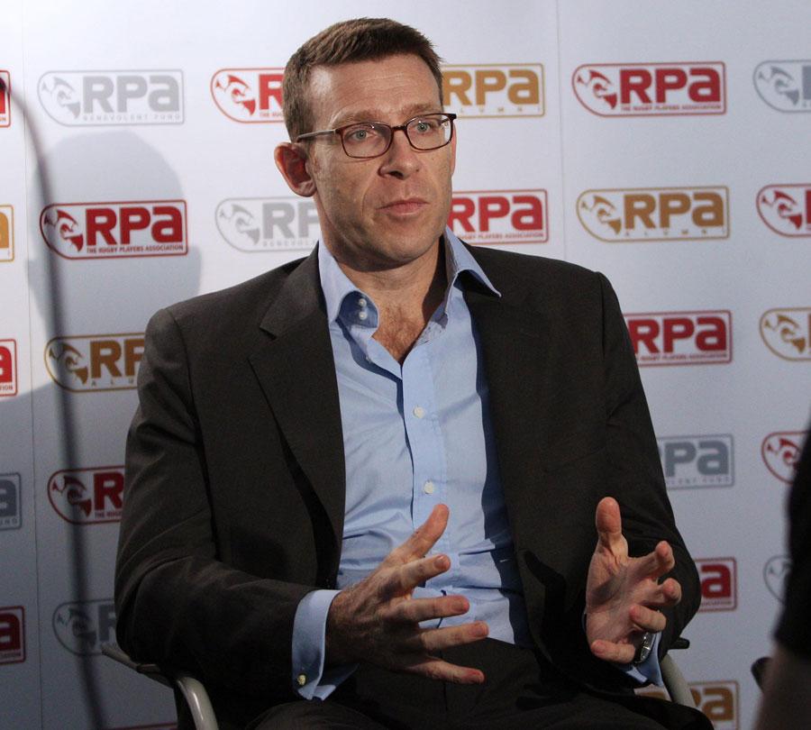 RPA chief executive Damian Hopley