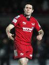Scarlets fly-half Stephen Jones