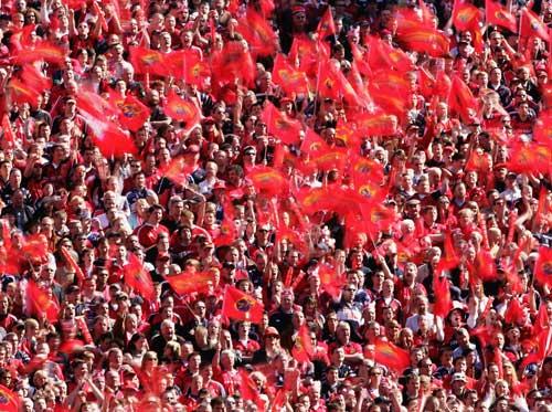 Munster Fans