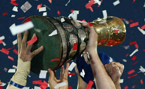 A general view of the Currie Cup