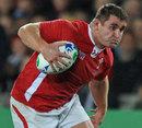 Wales hooker Huw Bennett