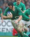 Ireland flanker Stephen Ferris