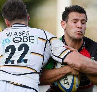 Danny Care's run is halted