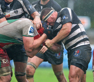 Biarritz and Brive trade punches