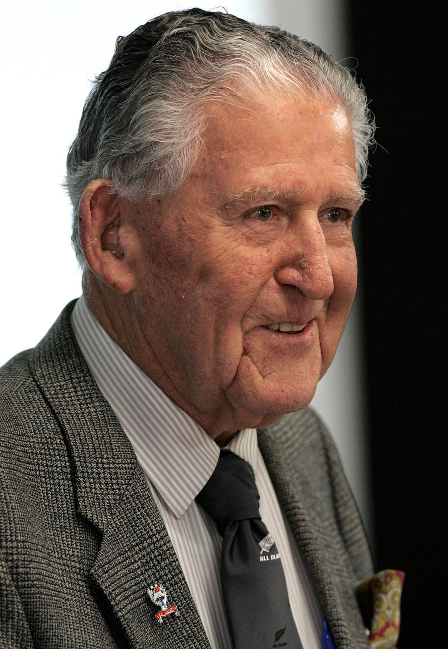 Former All Blacks coach Fred Allen