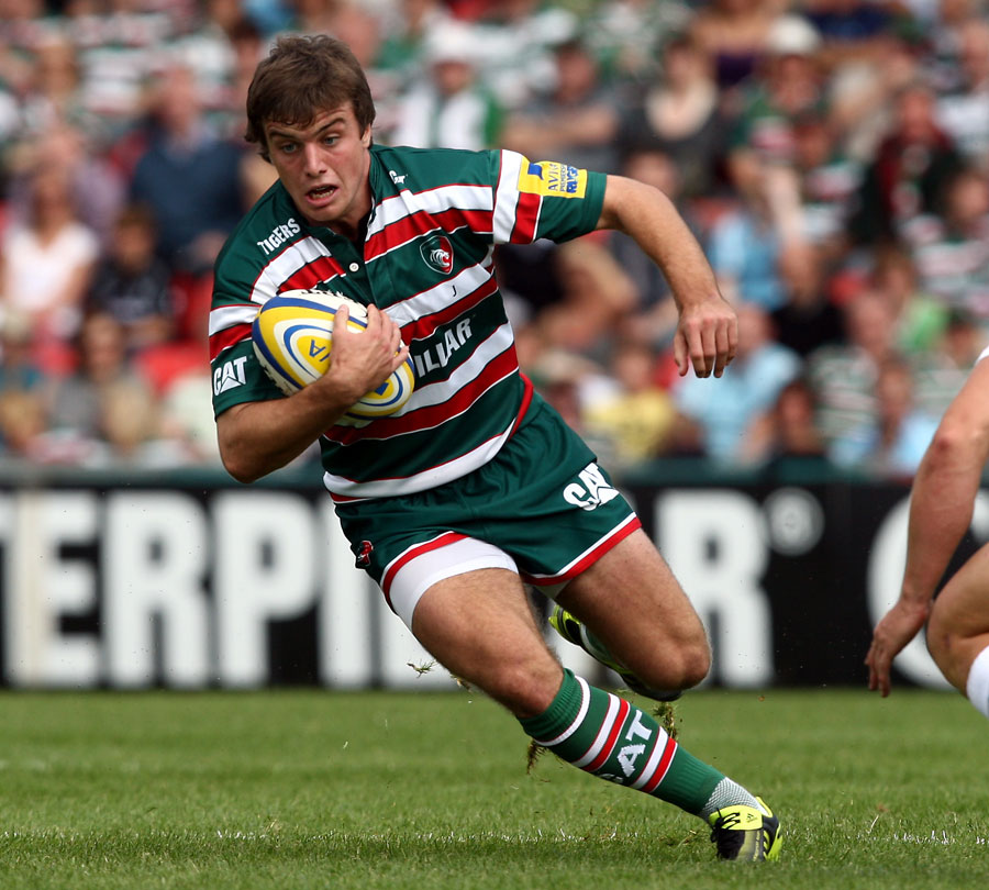 Leicester Tigers fly-half George Ford