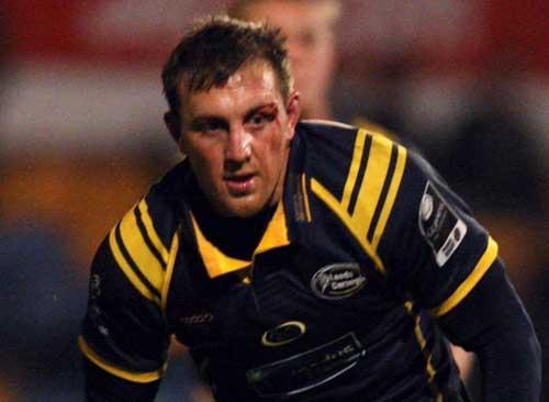Leeds full-back Jon Goodridge
