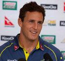 Australia's Mike Harris