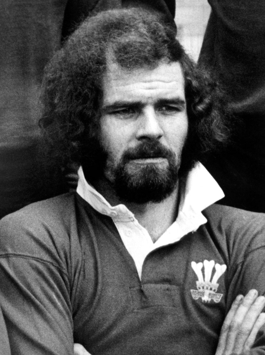 Wales flanker John Taylor