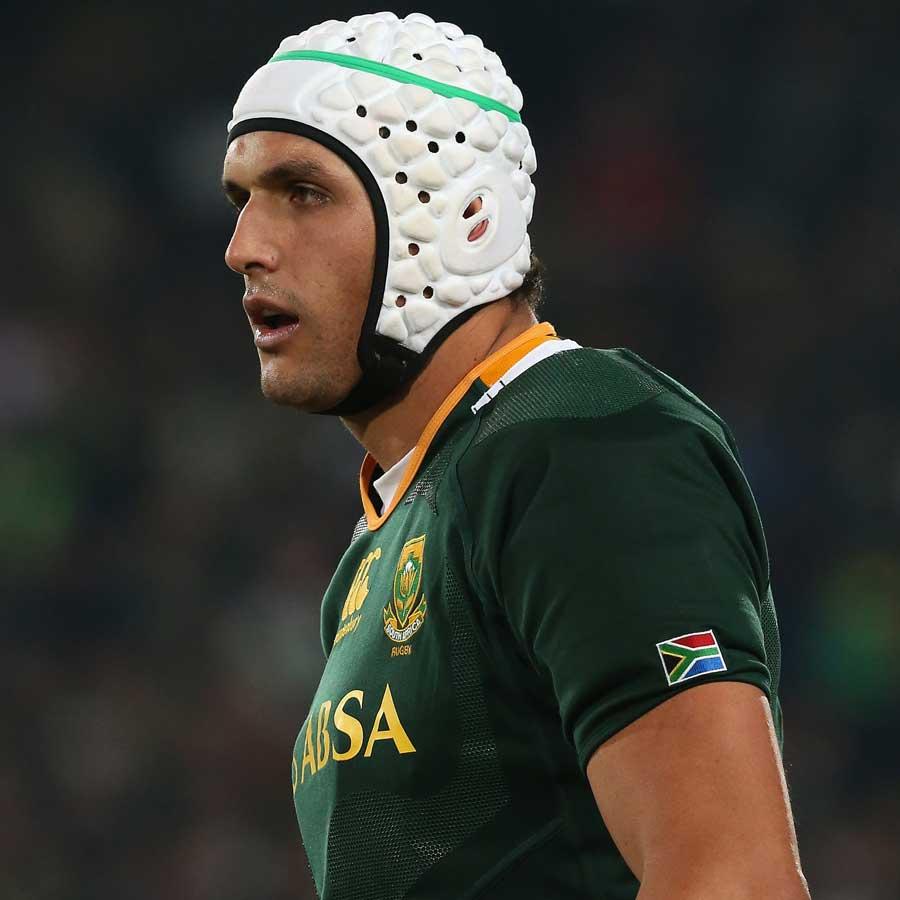 South Africa lock Juandre Kruger
