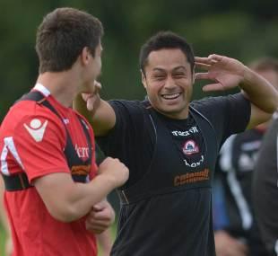 Edinburgh's Ben Atiga adjust to life at his new club