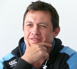 Glasgow Warriors' new defence coach Matt Taylor