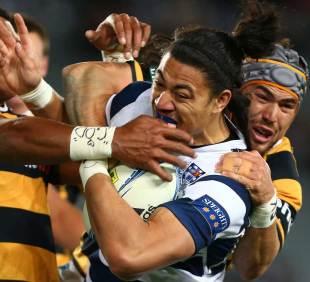 Auckland's Ben Lam struggles to break through against Taranaki