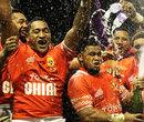 Tonga celebrate beating Scotland